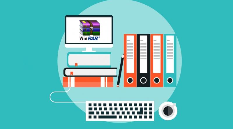 Một số phần mềm tiện ích trên máy tính – Phần mềm nén dữ liệu WinRar